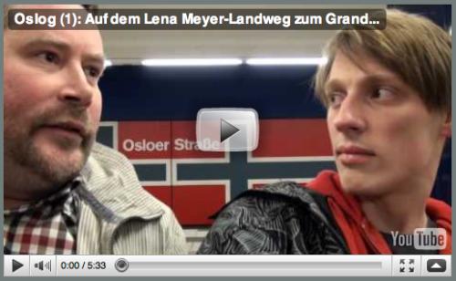 Lukas Heinser und Stefan Niggemeier machen oslog.tv